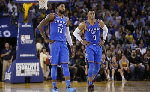 NBA Free Agent News: Paul George Wants To Get On 'Same Page' As Thunder