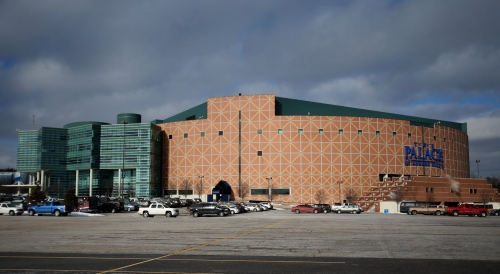 Watch: Ben Wallace shares look inside closed Palace of Auburn Hills