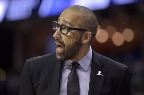How new Knick David Fizdale is the Kaepernick of coaches