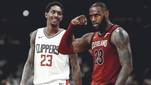 Clippers news: Lou Williams reacts to LeBron James' offensive explosion in Game 2