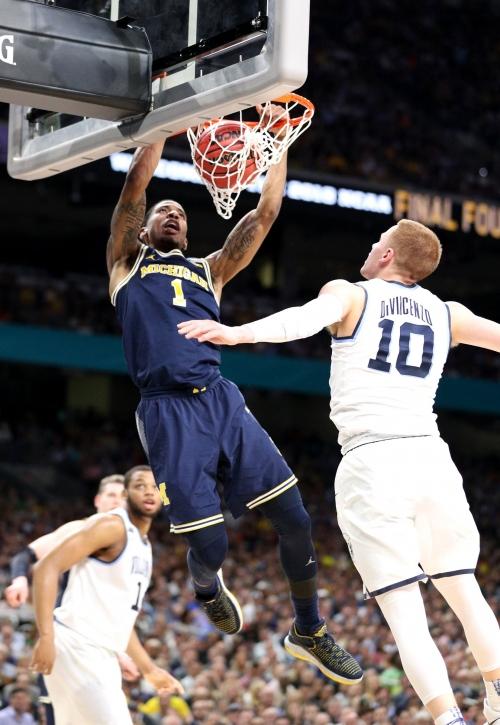 Michigan's Charles Matthews reportedly not on NBA draft combine list