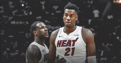 Dion Waiters wants Hassan Whiteside's struggles to motivate him