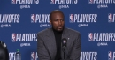 Raptors forward Serge Ibaka disappointed with his performance in Game 2