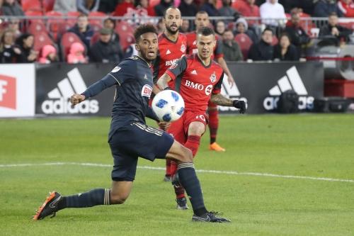FT: Toronto FC 3-0 Philadelphia Union — Giovinco continues stellar form