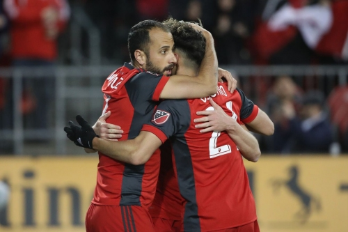 Rate the Reds: Toronto FC 3-0 Philadelphia Union