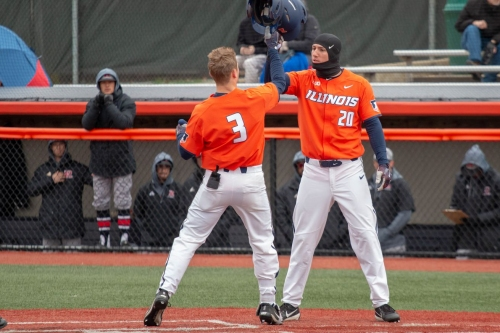 Illinois can't overcome early deficit, falls 6-5 to Ohio State