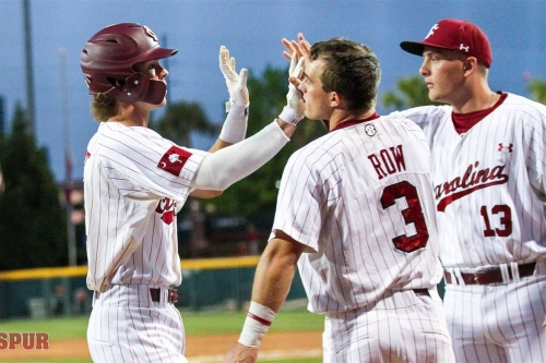 Gamecocks Beat #4 Rebels 13-5 in Series Opener