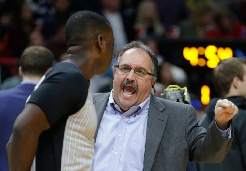 Stan Van Gundy's future with Detroit Pistons: Is no news bad news?