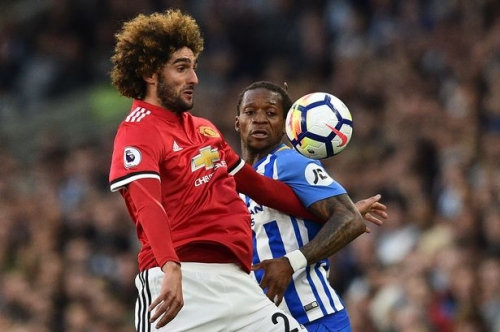 Manchester United fans want the club to cancel Marouane Fellaini contract negotiations