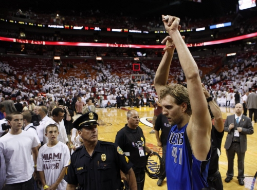 How much better is Dirk Nowitzki in the playoffs? These stats show how much he improves his game when it matters most