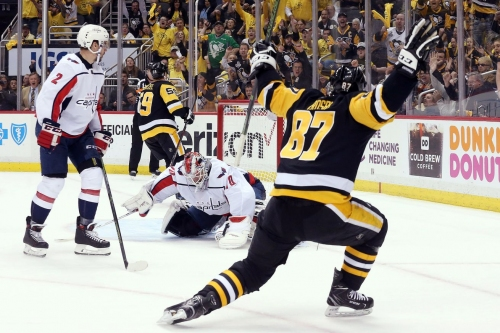 Sidney Crosby is closing in on top-10 ALL TIME in NHL playoff scoring