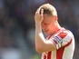 Result: Stoke City relegated to Championship with defeat to Crystal Palace
