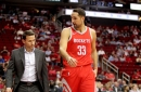 Ryan Anderson is out of the Houston Rockets rotation