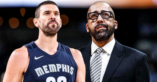 David Fizdale 'doomed from the start' in trying to overhaul Memphis system