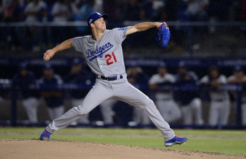 Los Angeles Dodgers pitchers combine for season's second no-hitter