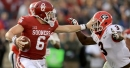 Baker Mayfield rooming with Nick Chubb at Browns minicamp