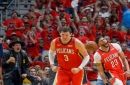 Nikola Mirotic, beard or not, as important as anyone for Pelicans' playoff success, Gentry says