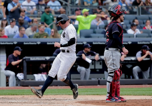 NY Yankees keep rolling, beat Indians for 5th-straight victory