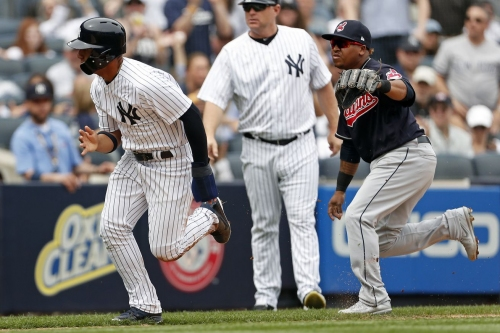 Yankees 5, Indians 2: Make it 14 out of 15!