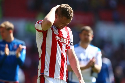 Stoke City 1, Crystal Palace 2: Fans, foes and old boys wish Potters well as relegation is confirmed