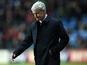 Mark Hughes slams referee Jon Moss after Everton draw