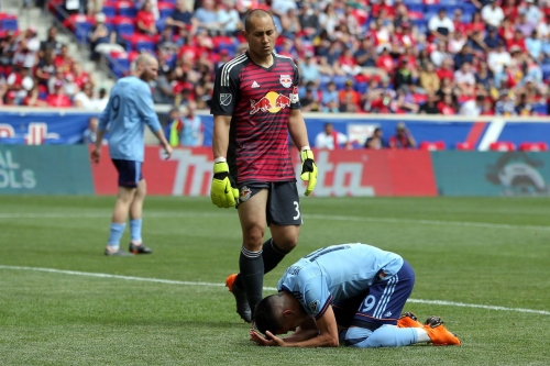 Red Bulls Take Down NYCFC