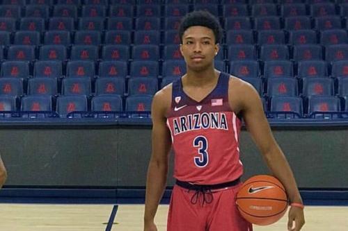 Brandon Williams commits to Arizona over Oregon, Gonzaga
