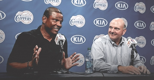 Clippers news: Doc Rivers, Steve Ballmer have reached agreement on contract extension