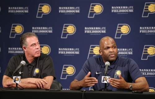 Pacers' focus goes beyond free agency, believe trade market 'could be better than ever'