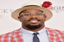 Von Miller attends the 144th running of the Kentucky Derby, and doing it in style
