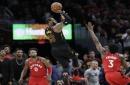 LeBank: James hits buzzer-beater to down Raptors