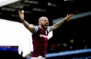 Here's how Aston Villa fans have paid tribute to Alan Hutton