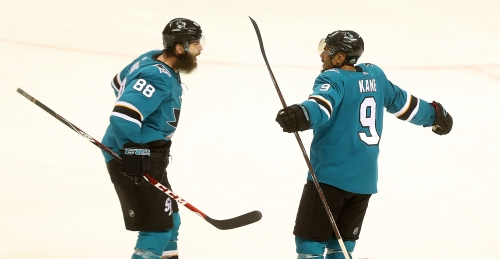 "Sharks Tonight: Evander Kane makes a promise. ""I'll be ready to go for Game 6"""