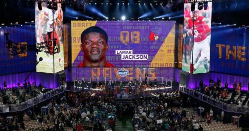 Lamar Jackson hasn't heard a word from Joe Flacco