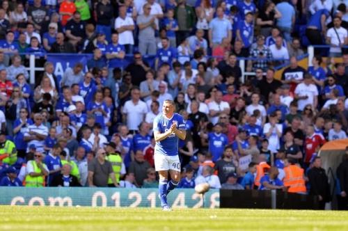 WATCH: Emotional Paul Robinson delivers rousing Birmingham City farewell speech