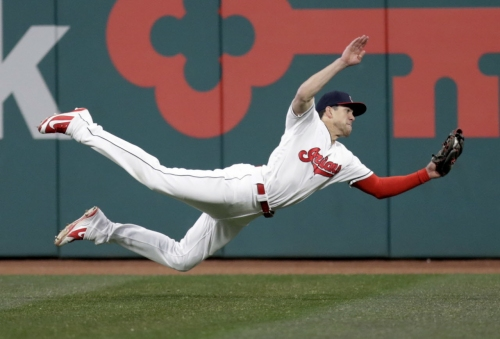Cleveland Indians recall OF Greg Allen from Triple-A Columbus; option RHP Ben Taylor