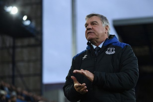 Everton FC boss Sam Allardyce unhappy with fans after Southampton draw