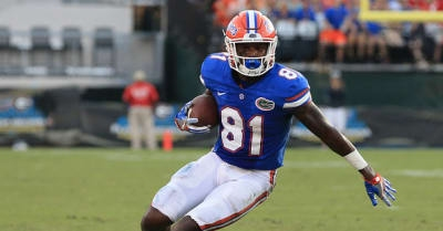 Antonio Callaway vows to now let down Browns GM John Dorsey, family: 'I've got a purpose now'