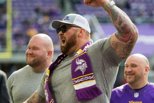 Minnesota Vikings fan wins World's Strongest Man competition