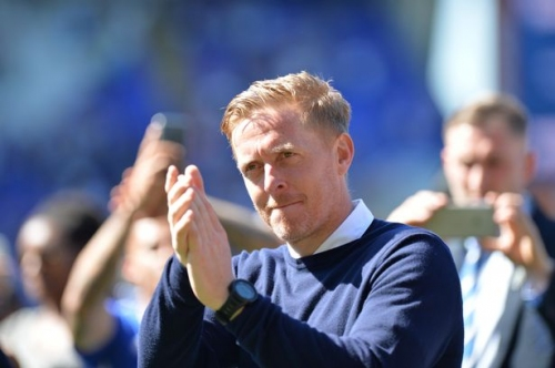 Joking former Swansea City boss Garry Monk 'devastated' to have helped Cardiff City seal Premier League promotion