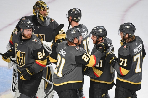 What to watch for as the Golden Knights look to close the series against the Sharks
