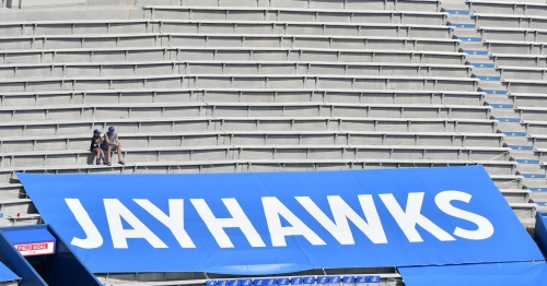 Kansas football ticket sales down nearly 65 percent from peak in 2009