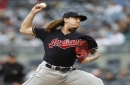 New York Yankees rally past Cleveland Indians, Cody Allen, 7-4, for three-game sweep