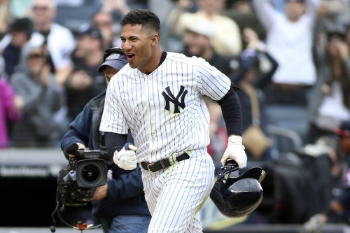NYY 7, CLE 4: Gleyber Torres' walk-off home run completes the sweep