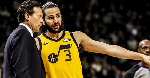 Jazz news: Ricky Rubio out for Game 4 vs. Rockets