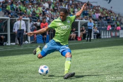 Sounders vs. Columbus Crew: Highlights, stats and quotes