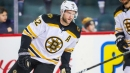 David Backes Injury: Bruins Forward Helped Down Tunnel After Hit From J.T. Miller