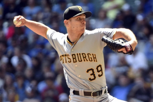 Pirates, Chad Kuhl dominate Brewers 9-0