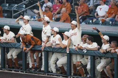 After rallying past Texas Tech, Longhorns head into bye week as Big 12's sole second-place team