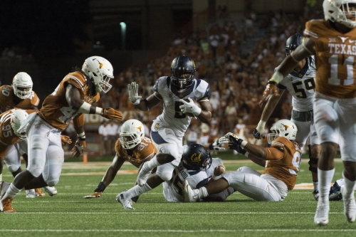 Cal RB Tre Watson transfers to Texas, joins Longhorns over Texas Tech, LSU